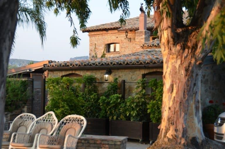 In Calabria, nel sud Italia
