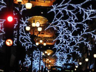 Inghilterra Natale a Londra