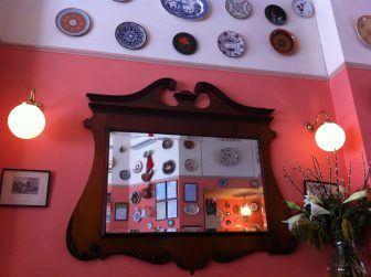 London, L'oro di Napoli – pizza 'Positano'
