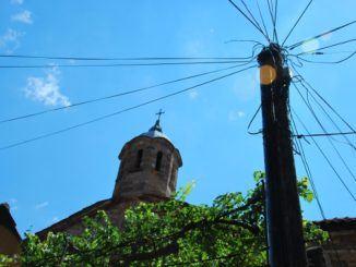 Macedonia, Kratovo  – church, 2011