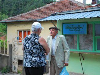 Macedonia, Kratovo  – communication, 2011