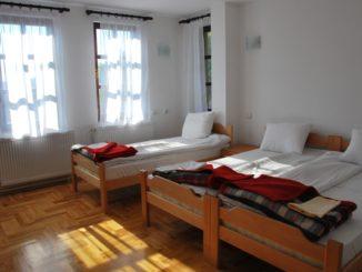 Dormire una notte in un monastero