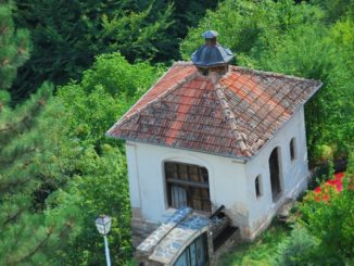 Macedonia, St. Joakim Osogovski  – small house, 2011
