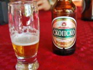 Macedonia – beer, 2011