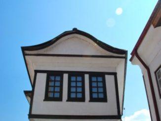 Macedonia, Ohrid – traditional house, 2011