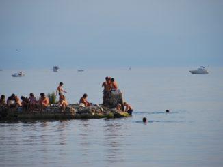 Macedonia, Ohrid – people, 2011