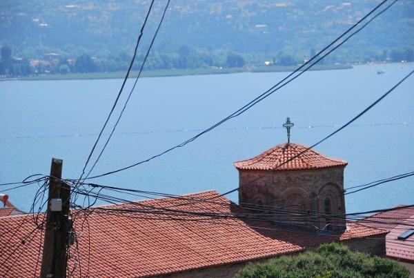 Santa Sofia a Ohrid