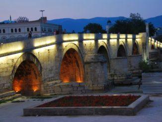 Macedonia Scopje