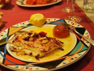 Cucina di merluzzo