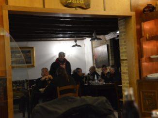 Il ristorante raccomandato dal gondoliere