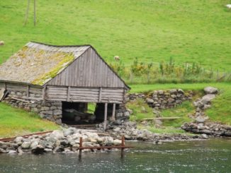 Norway, Sognefjord – storehouse , 2009