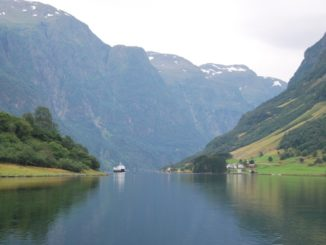 Norway, Sognefjord – perfect view, 2009