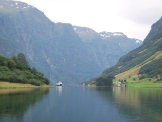 ノルウェー-車窓から 2009年