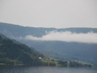 Norway – cloud, 2009
