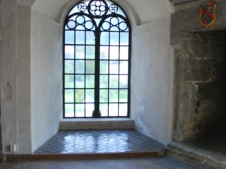 Norway, Bergen – castle window, 2009