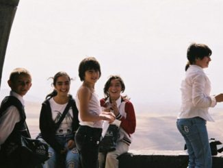 Armenia, Yerevan – children, Autumn 2005