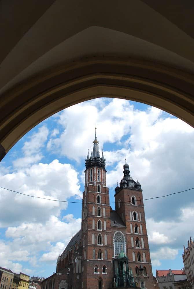 聖マリア教会のラッパ