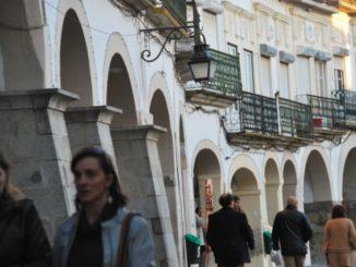 Portugal, Evora – people, 2011