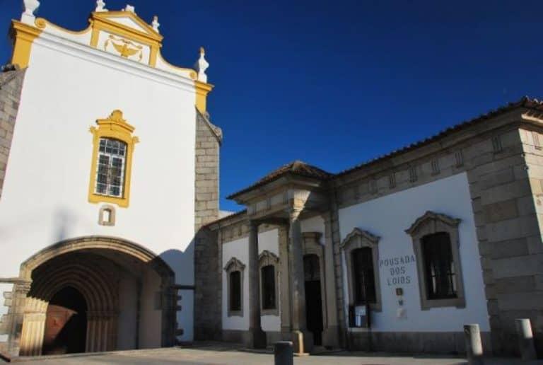 Pousada a Evora in Portogallo