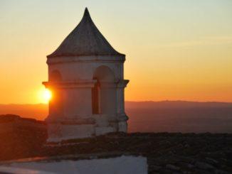 Portugal, Monsaraz – sunset, 2011