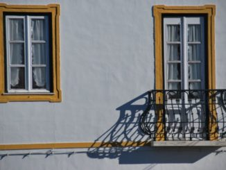 Portugal, Evora – two windows, 2011
