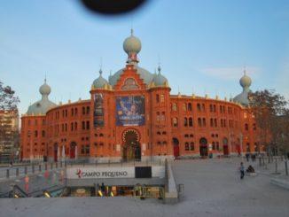 Arena dei tori in Portogallo