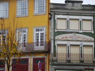 Portugal, Oporto – two houses, 2009