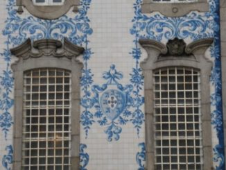 Portugal, Oporto – blue and white, 2009