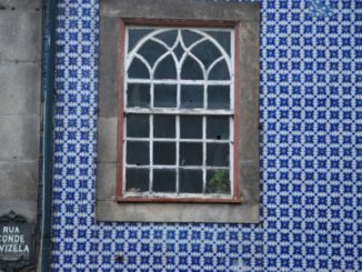 Portugal, Oporto – window, 2009