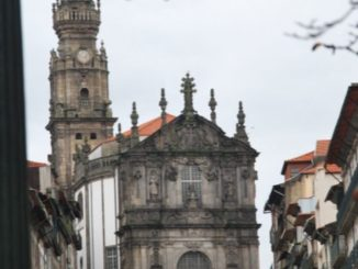Portugal, Oporto – church, 2009