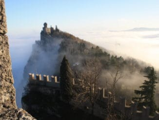 I have been in San Marino!