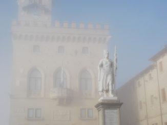 San Marino – misty, 2010