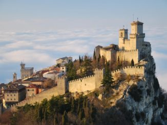 San Marino – great view, 2010