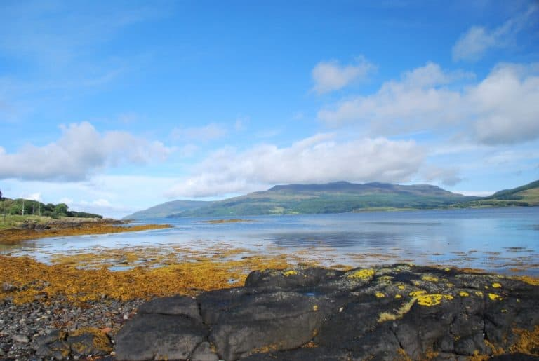Tempo variabile in Scozia