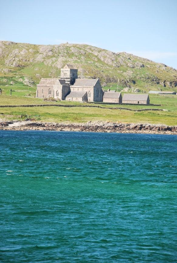 A Spiritual Island