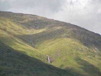 Scozia, Staffa – nuvole bianche, 2010