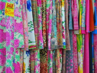 South Korea, Seoul – colours of clothes, 2011