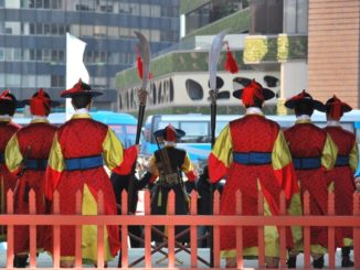 South Korea, Seoul – from behind, 2011