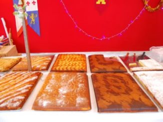 Cake in Andalucia
