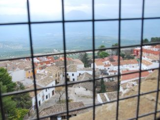 View from Baeza cathedral