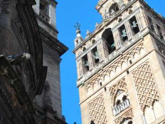Minaret in the Cathedral