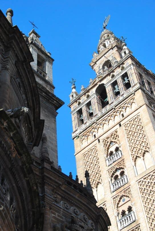 大聖堂のミナレット