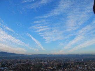 Spain, Granada – corner, Dec. 2010