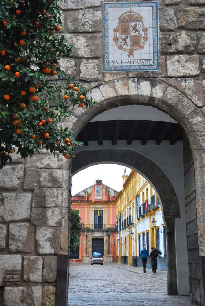 Spain Andalucia Seville