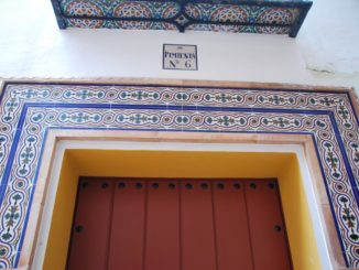 Spagna, Siviglia – entrata, dicembre 2010