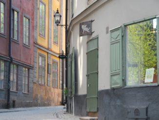 Sweden, Stockholm – pale colours, 2011
