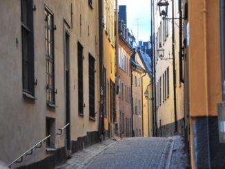 Sweden, Stockholm – slope, 2011