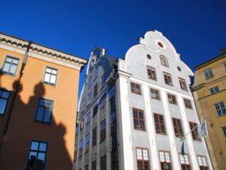 Sweden, Stockholm – buildings, 2011