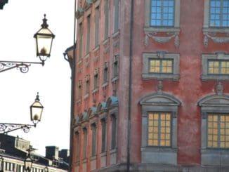 Sweden, Stockholm – lamps, 2011