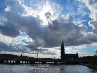 Sweden, Stockholm – cloud, 2011